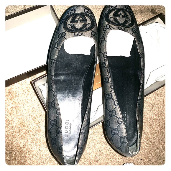 ce559d882 Gucci Shoes | Ballerina Flats 415 New | Poshmark